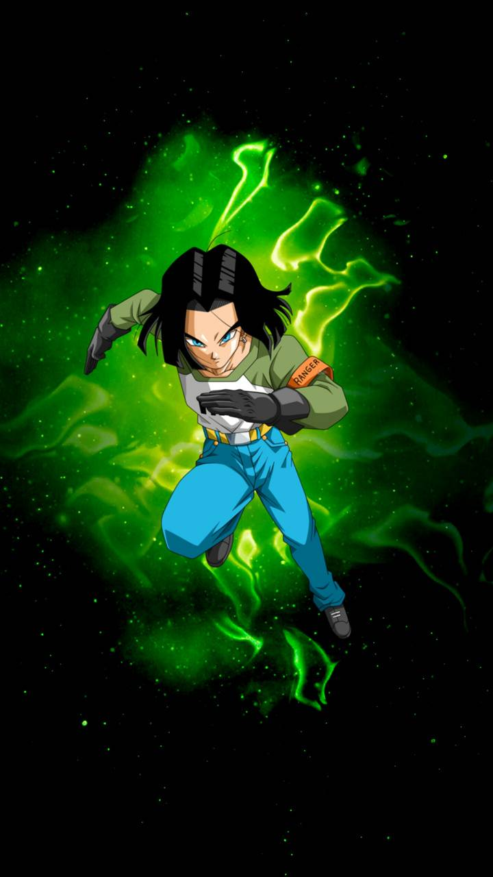 Android 17 wallpaper by DBjerzy - 64 - Free on ZEDGE™