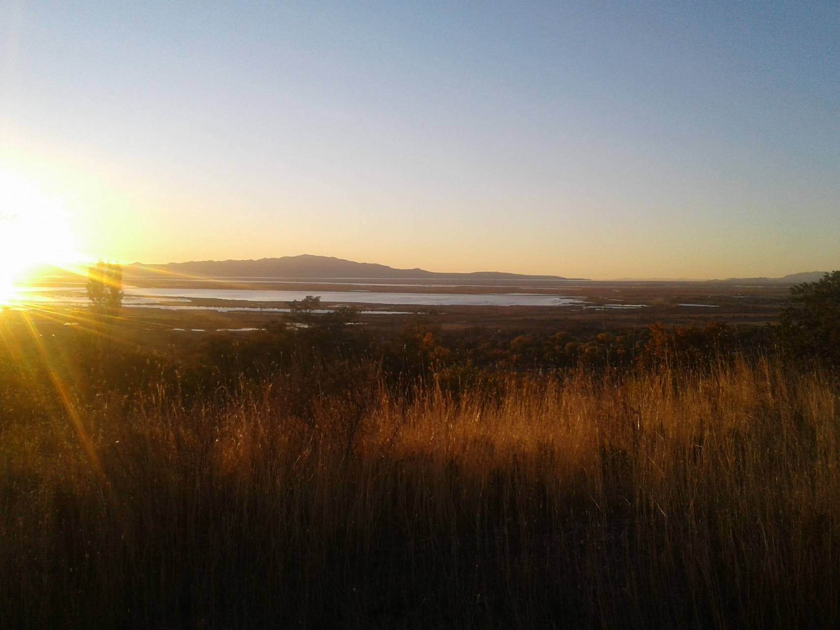 Mountain Sunset