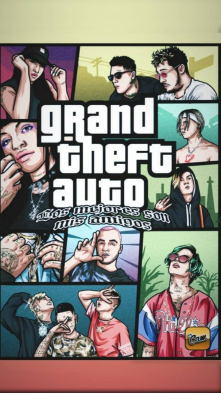 Grand theft auto arg
