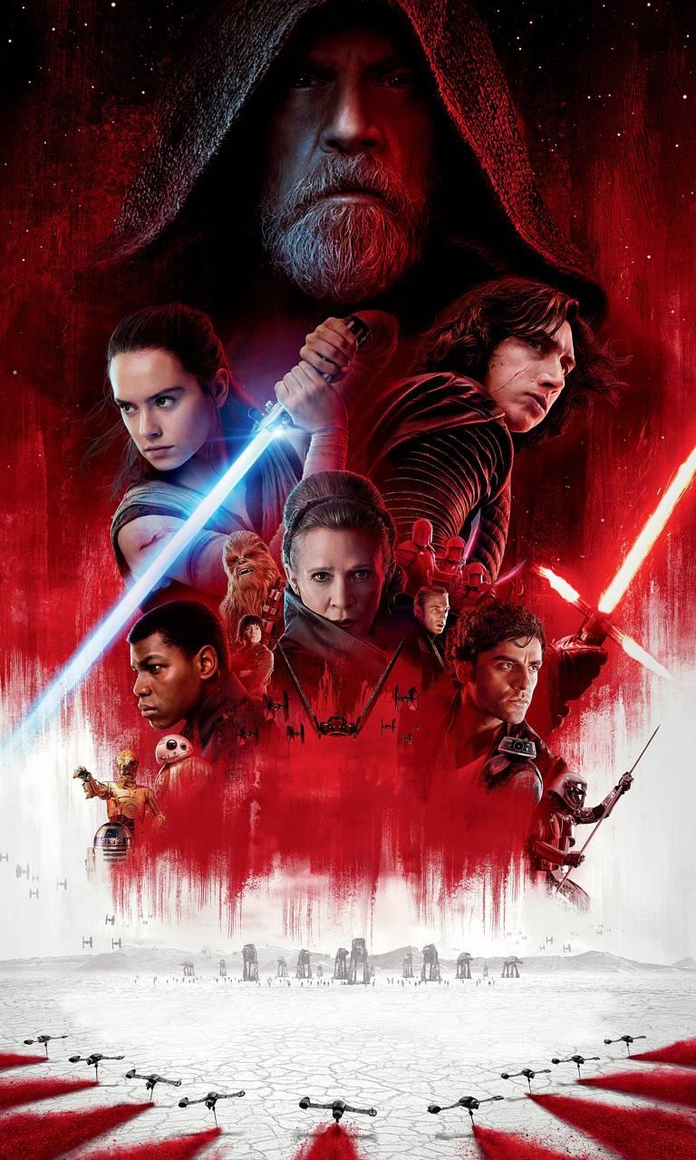Star Wars Last Jedi Wallpaper By Thegrzebol 13 Free On Zedge