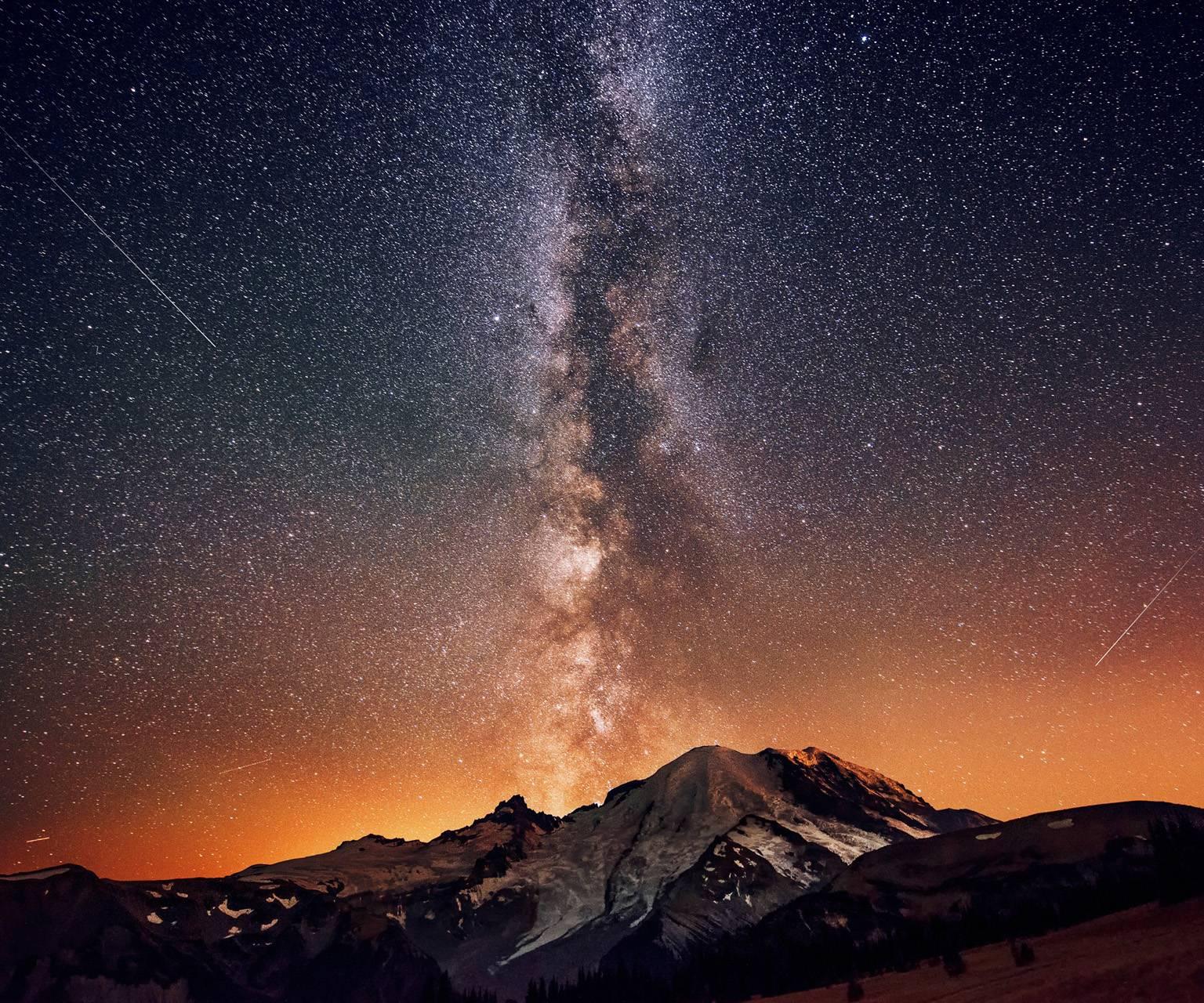 Wonderful Starry Sky