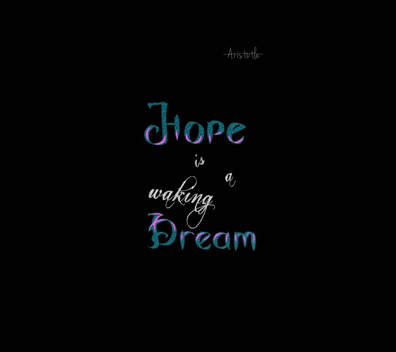 Hope Dream Color