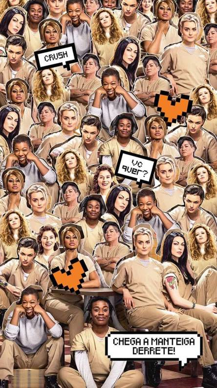 Orange Is The New Black Wallpapers Free By Zedge