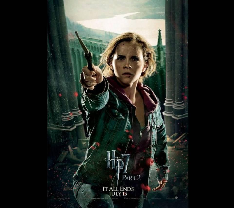 Harry Potter 7-2 Emm