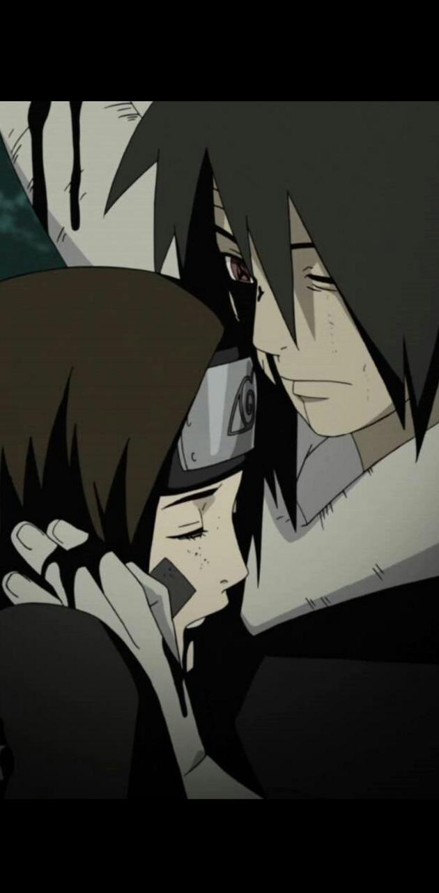 Obito and Rin Death