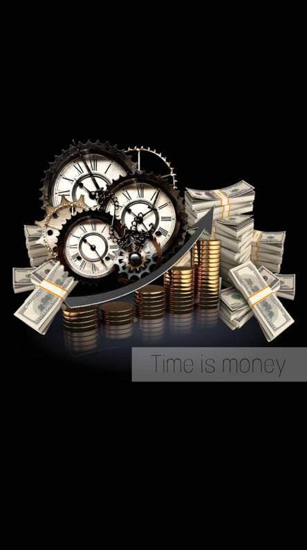Time is money Wallpapers - Free by ZEDGE™