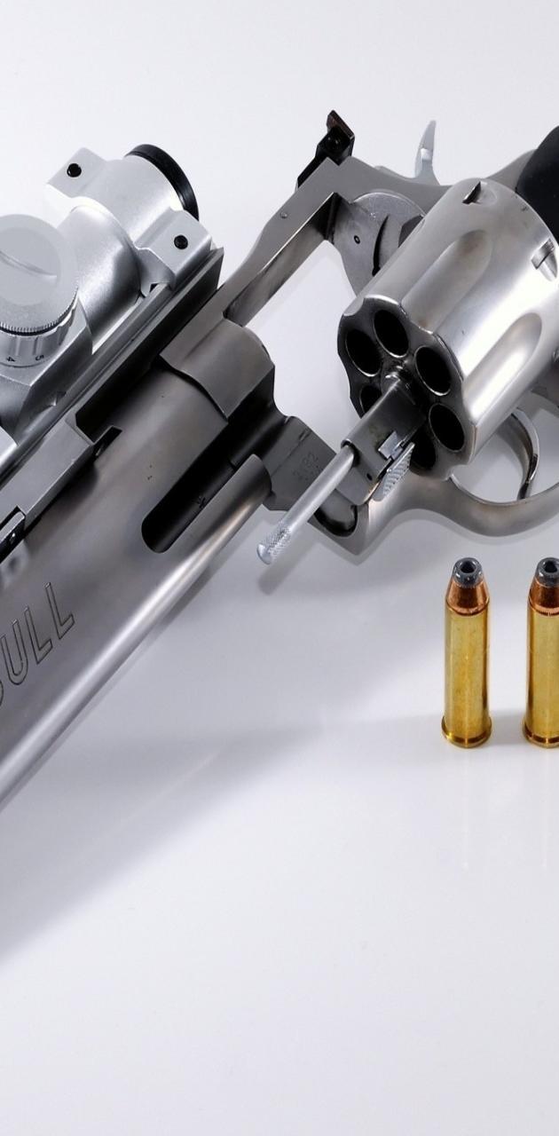 Revolver 44 Magnum