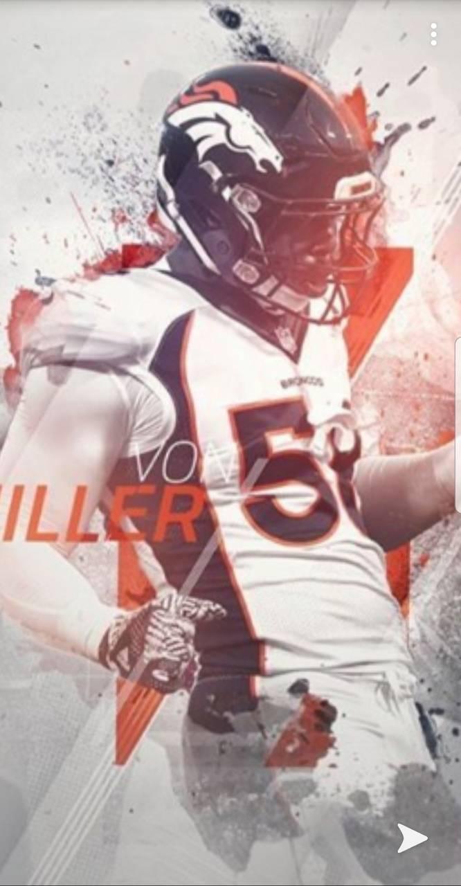 Von Miller wallpaper by Xmrpmx7 - b2