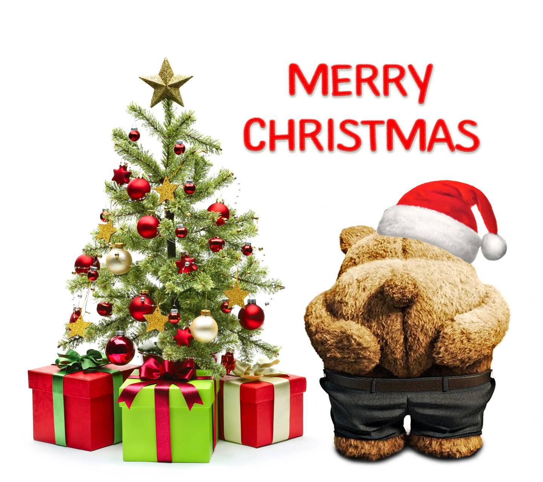 Christmas Ted