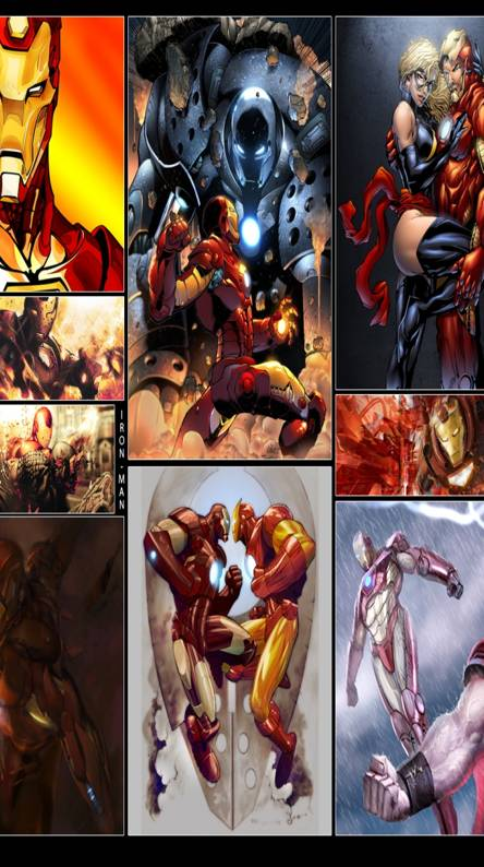 Iron Man Wallpapers Free By Zedge