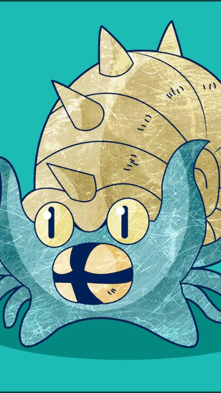Pokemon omastar