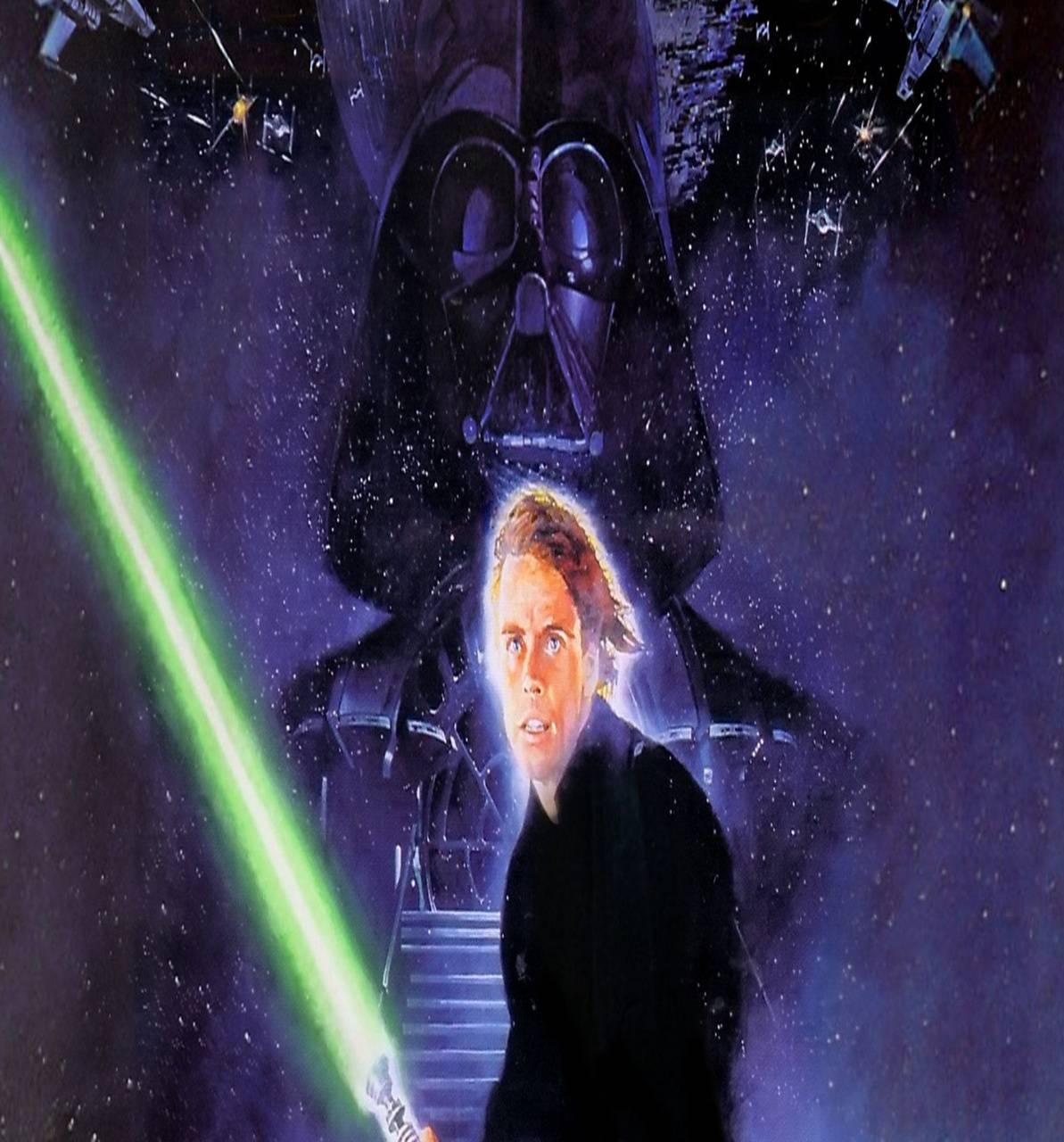 Luke y Vader
