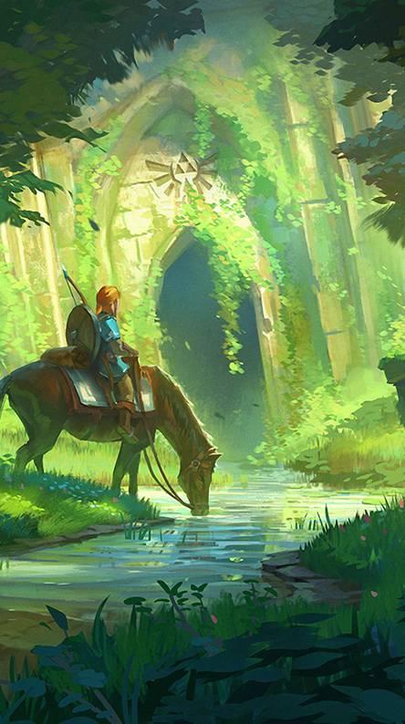 Legend Of Zelda Wallpapers Free By Zedge