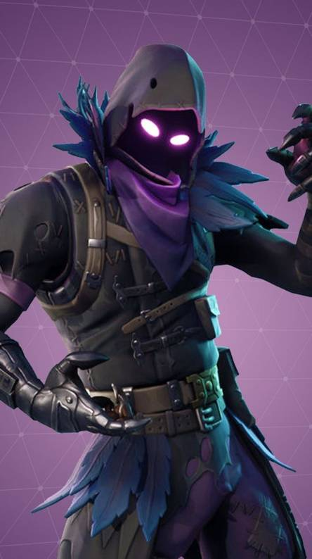 Fortnite Raven Ringtones And Wallpapers Free By Zedge