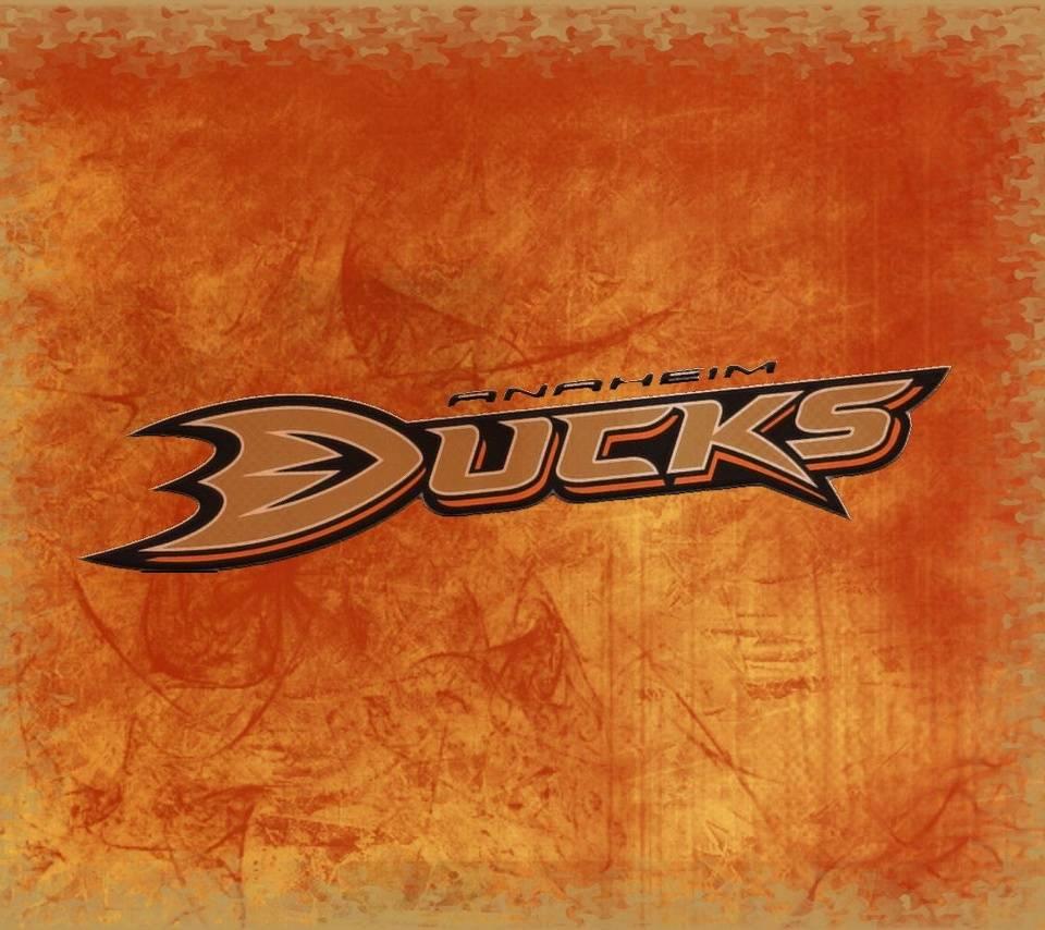 Ducks Orange
