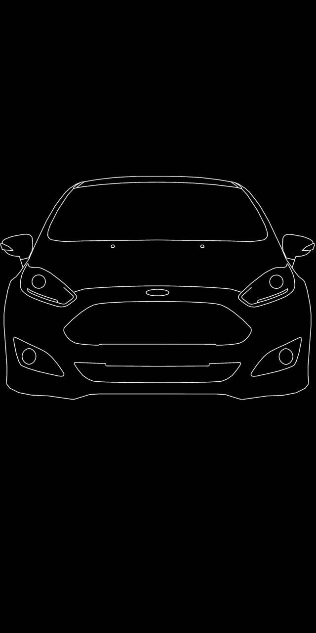 Ford FiestaZS AMOLED