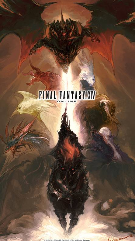 Final Fantasy Wallpapers Free By Zedge