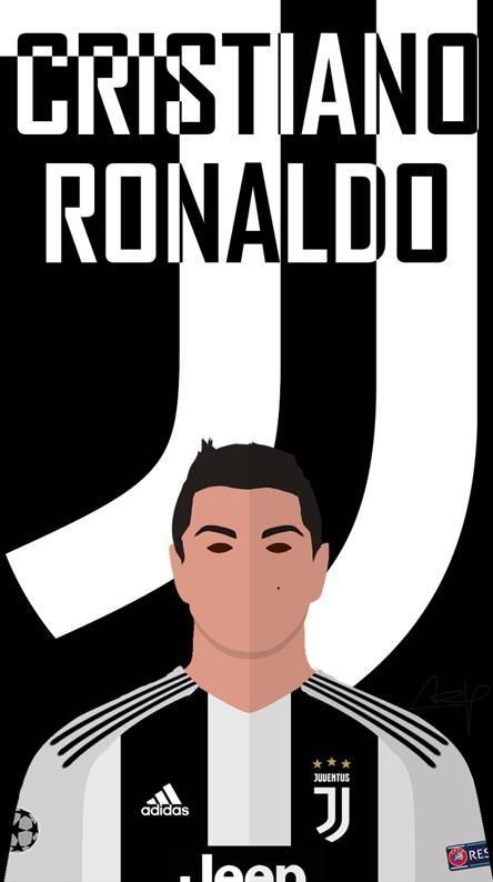 Cartoon Wallpaper Cristiano Ronaldo Cartoon Wallpaper