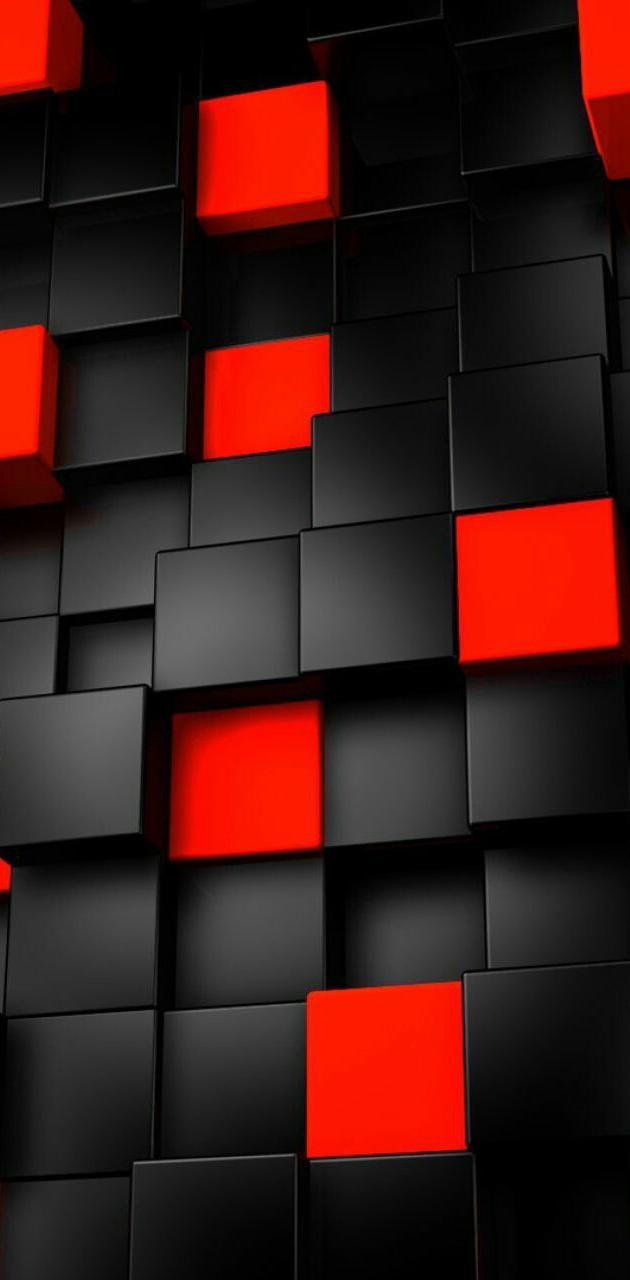 Red Black Blocks