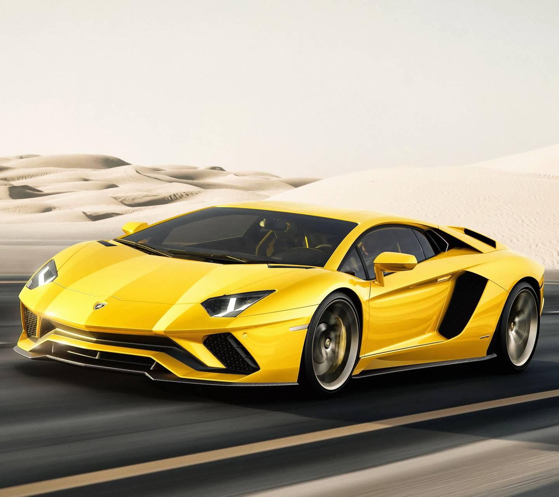 Lamborghini S 2017
