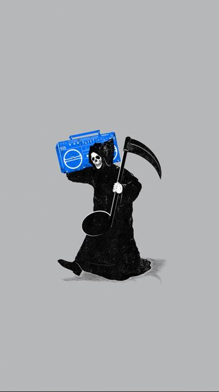 Fun Art Death Music