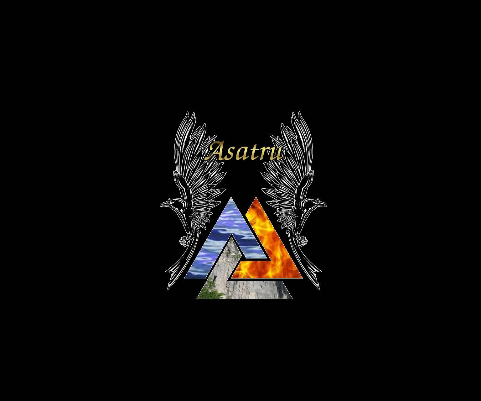Asatru Ravens