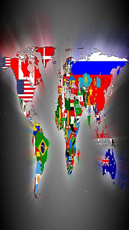 World map flags wallpapers free by zedge flag map gumiabroncs Choice Image