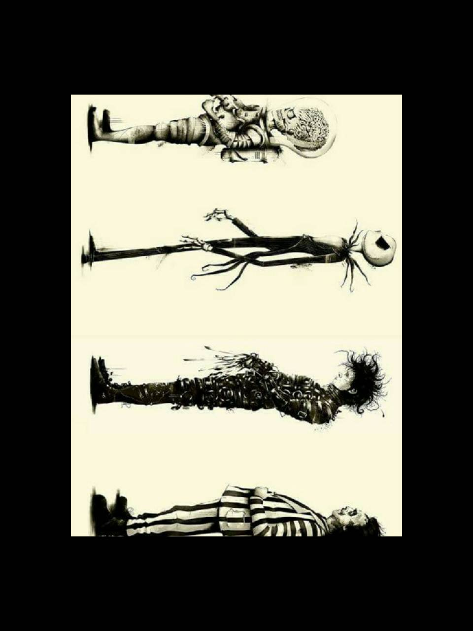 Tim Burton Finest