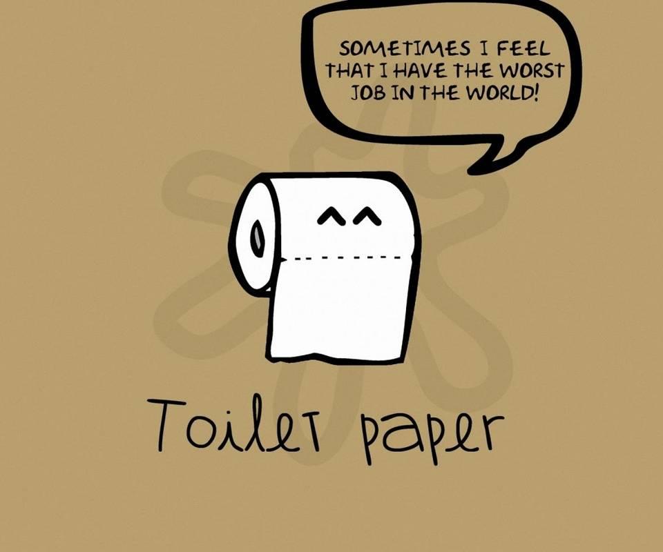 Toilet Paper Funny