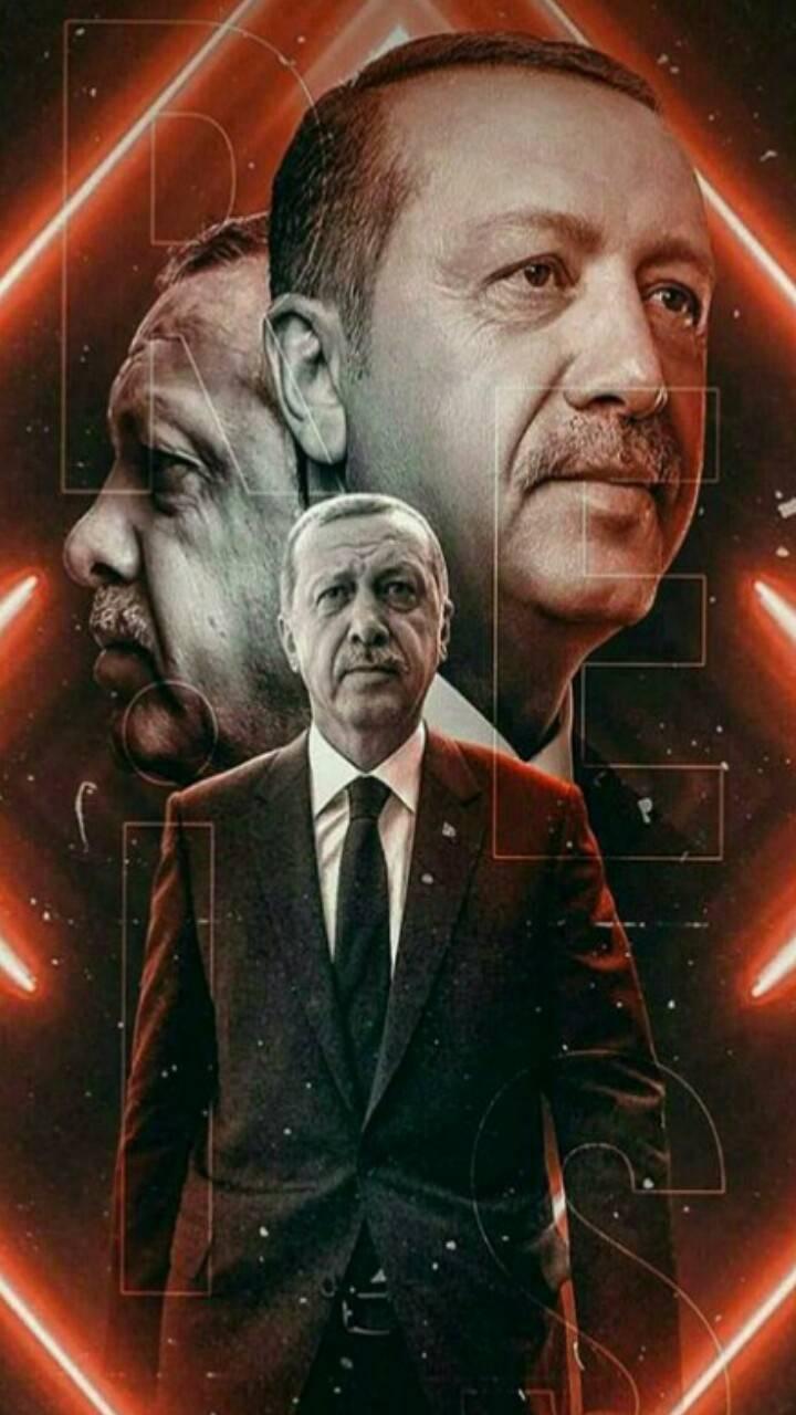 Recep Tayyip Erdogan Wallpaper By Atalayozbahar 1d Free