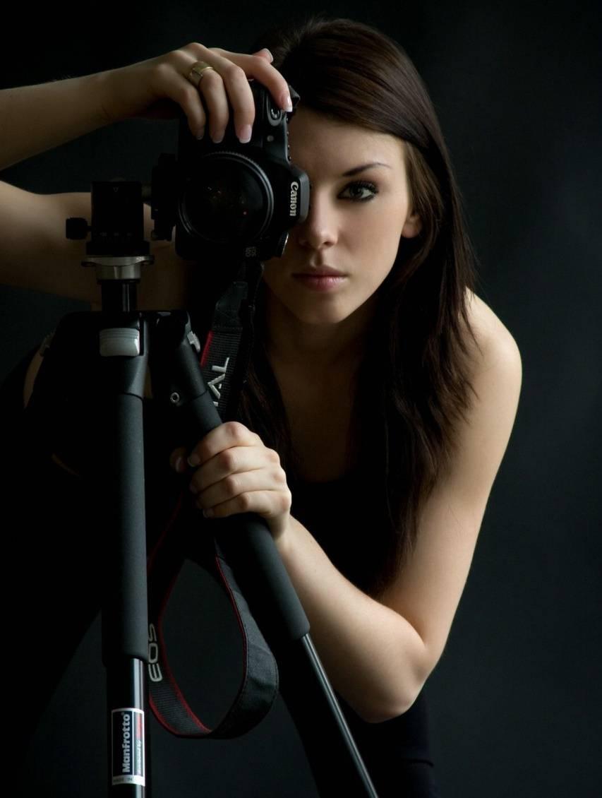 Передача про фотографа и голых девушек