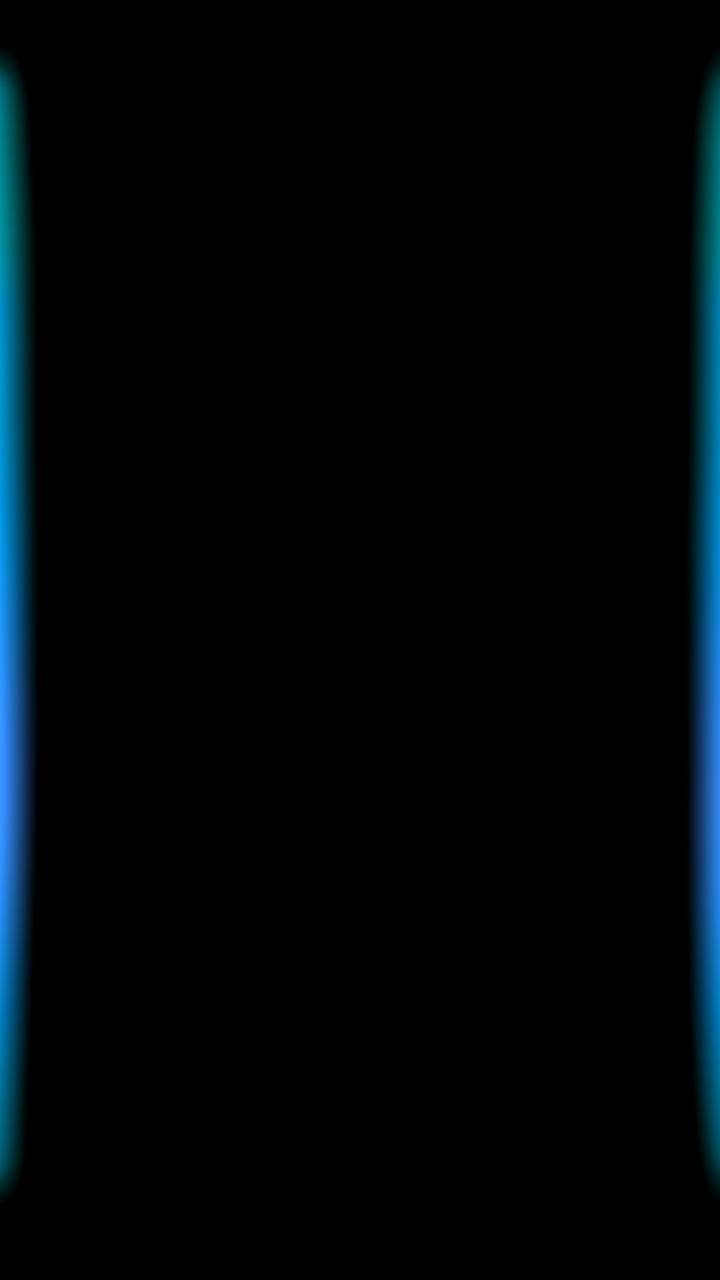 S8 Edge Blue LED
