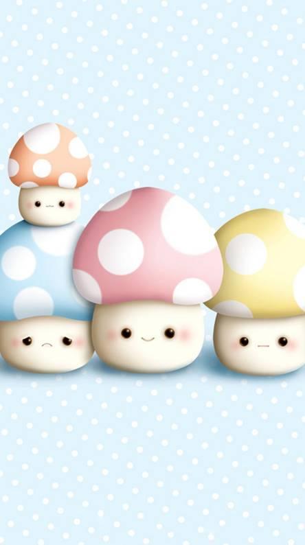 Adorable Mushroom
