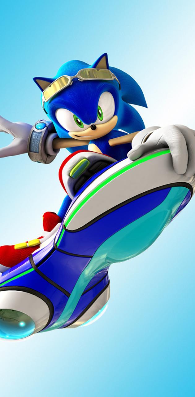 Sonic Hd