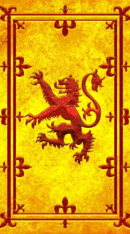 R BANNER OF SCOTLAND