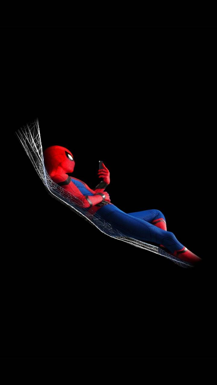 Spiderman wallpaper by studio929 ca free on zedge - Avengers amoled wallpaper ...