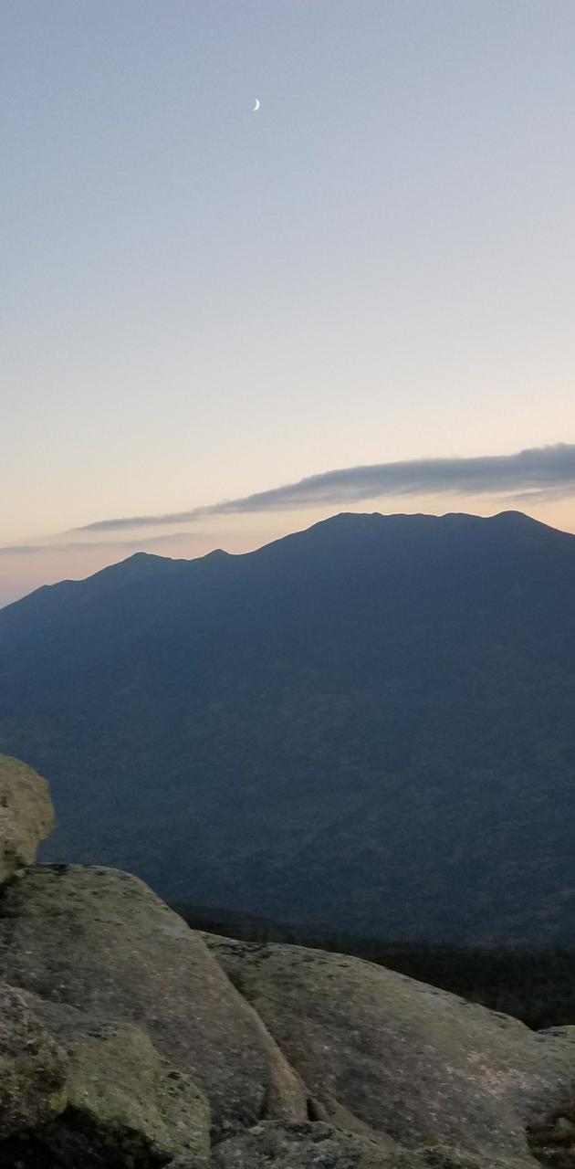 Franconia Ridge Dusk