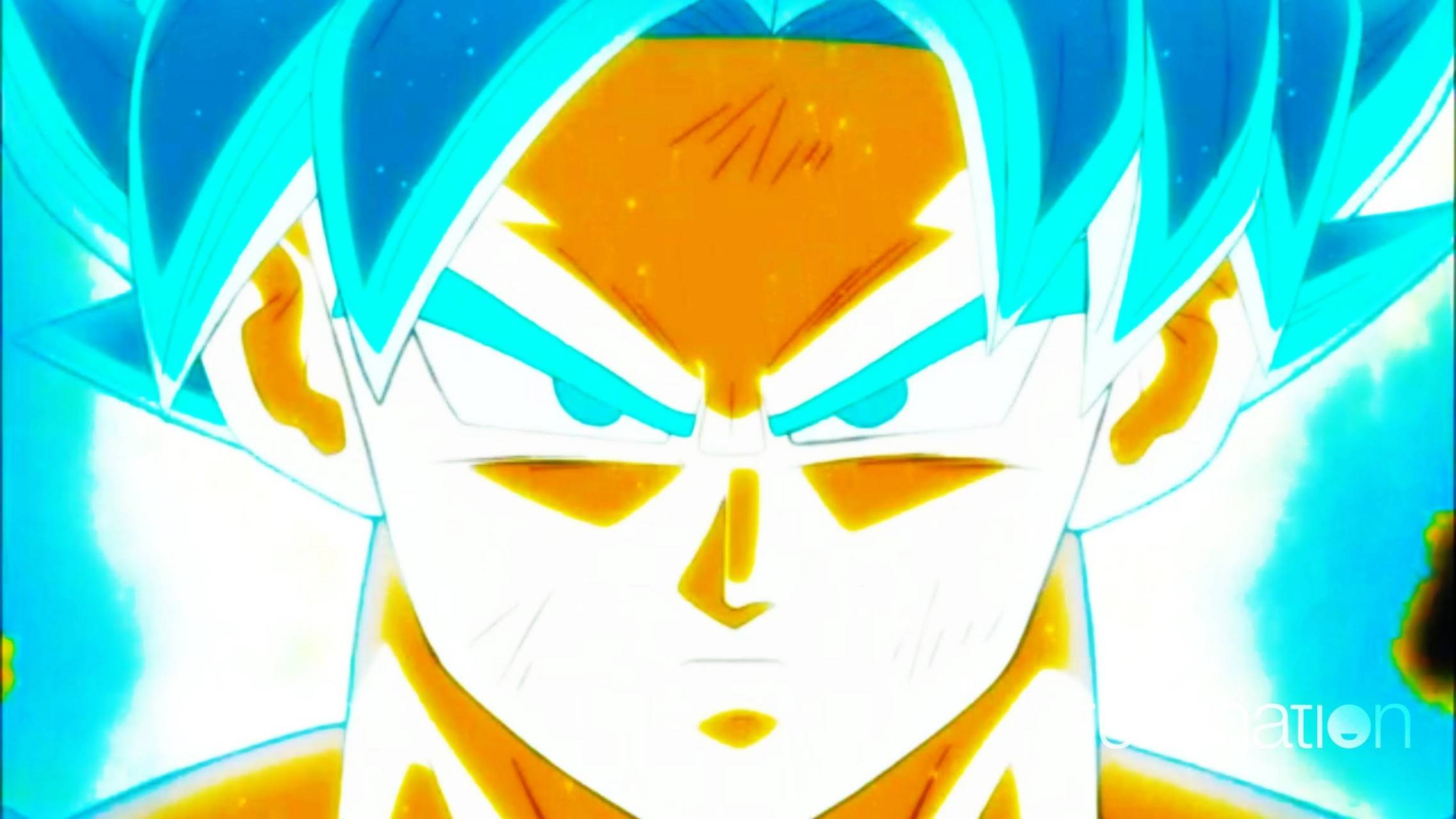 Super Sayian Blue