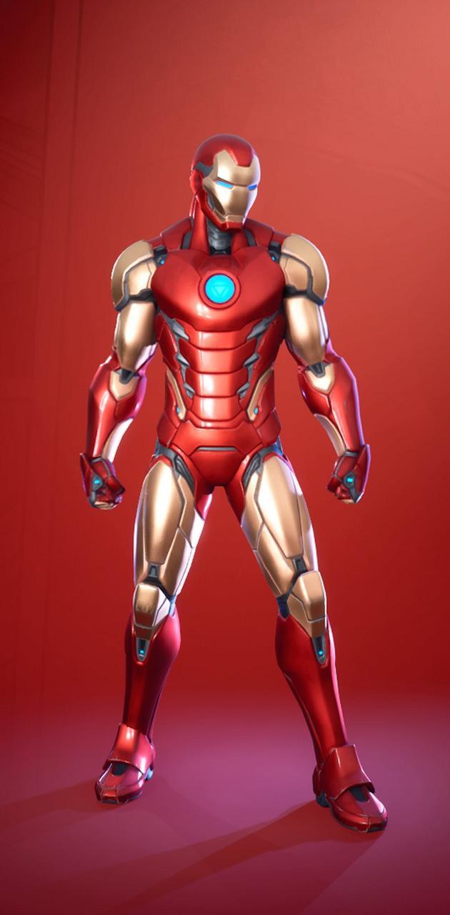 Ironman Fortnite