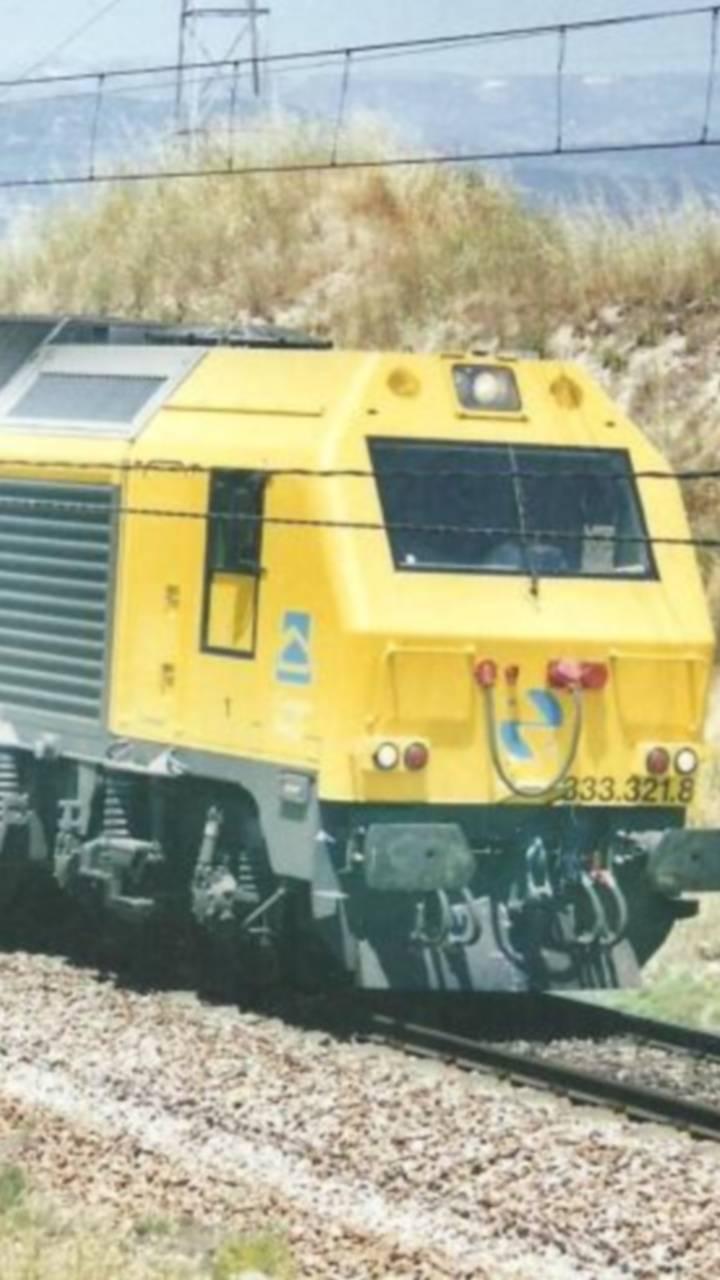 Alstom RENFE 333