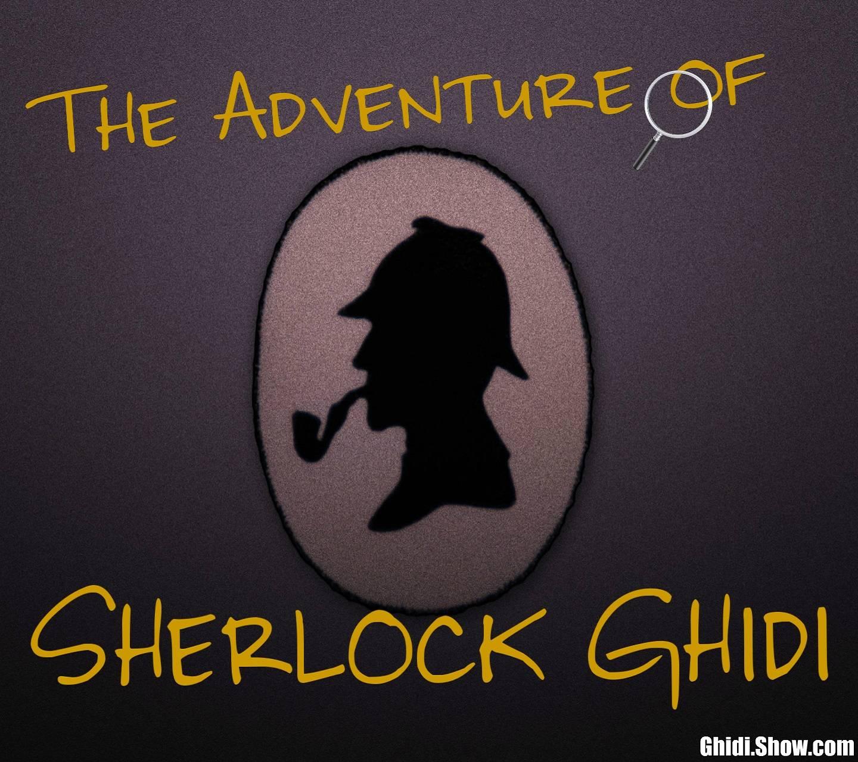 Sherlock Ghidi