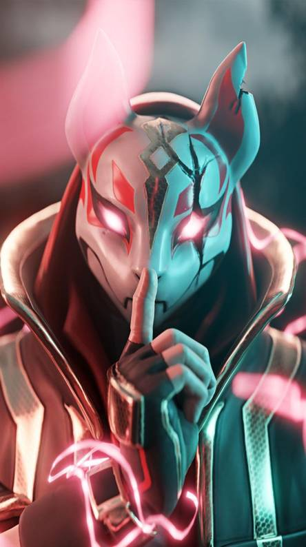 Drift Fortnite Mask Wallpaper Fortnite E Free Fire