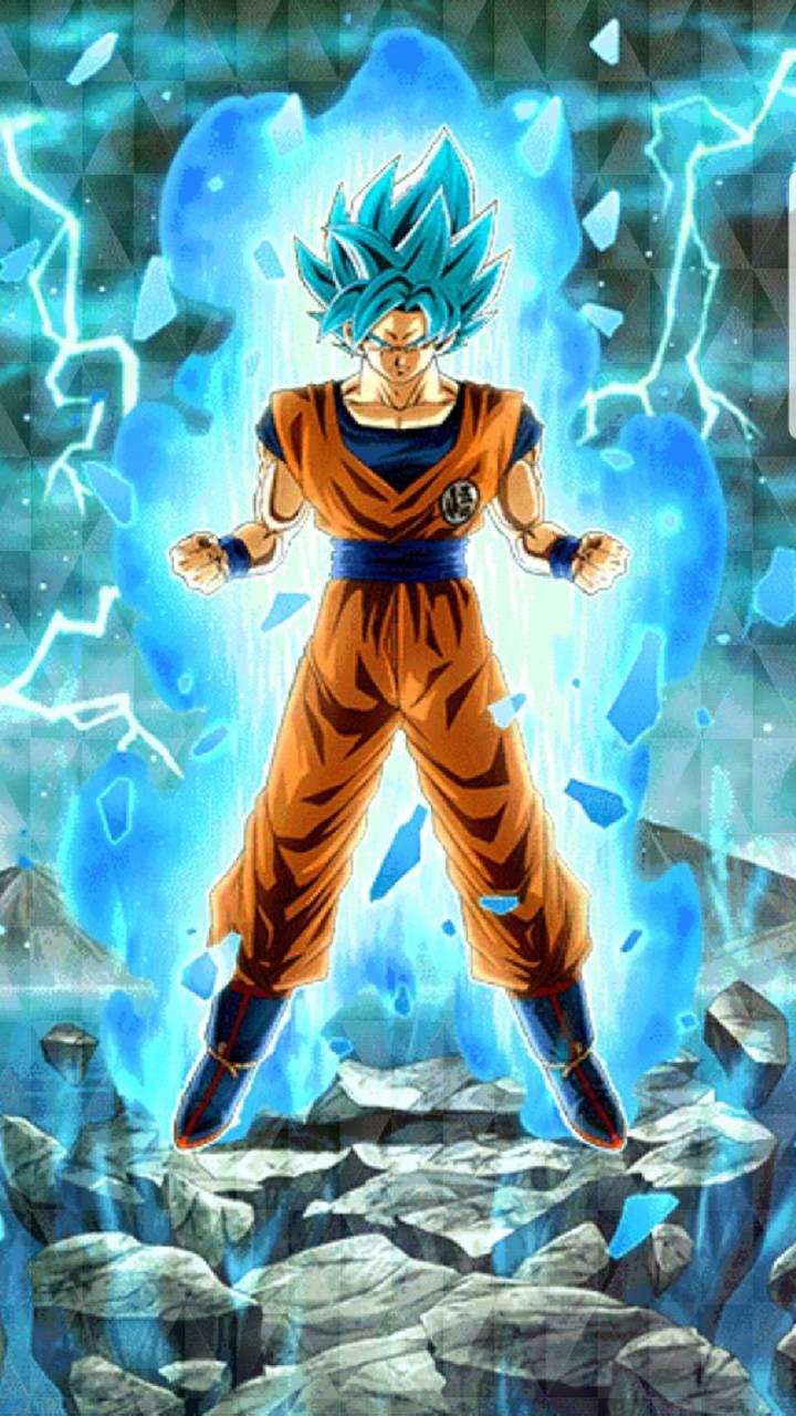 Ssj Blue Goku Wallpaper By Dragonballart F0 Free On Zedge