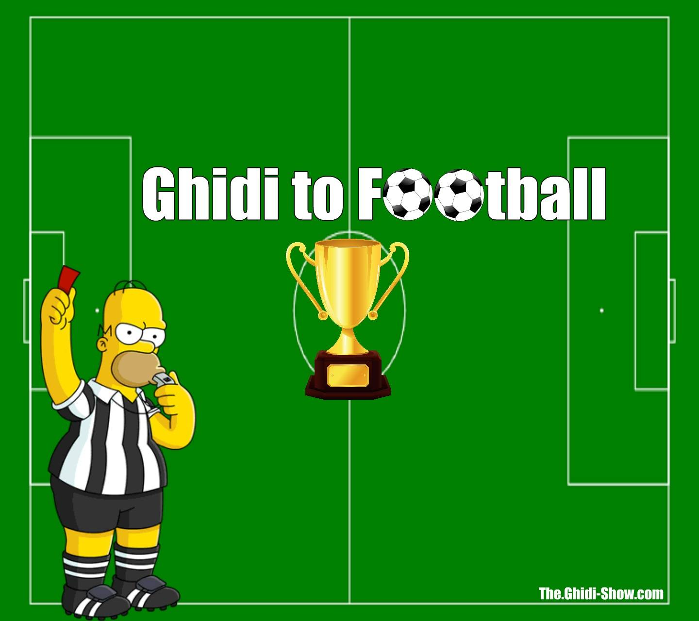 Ghidi To Football