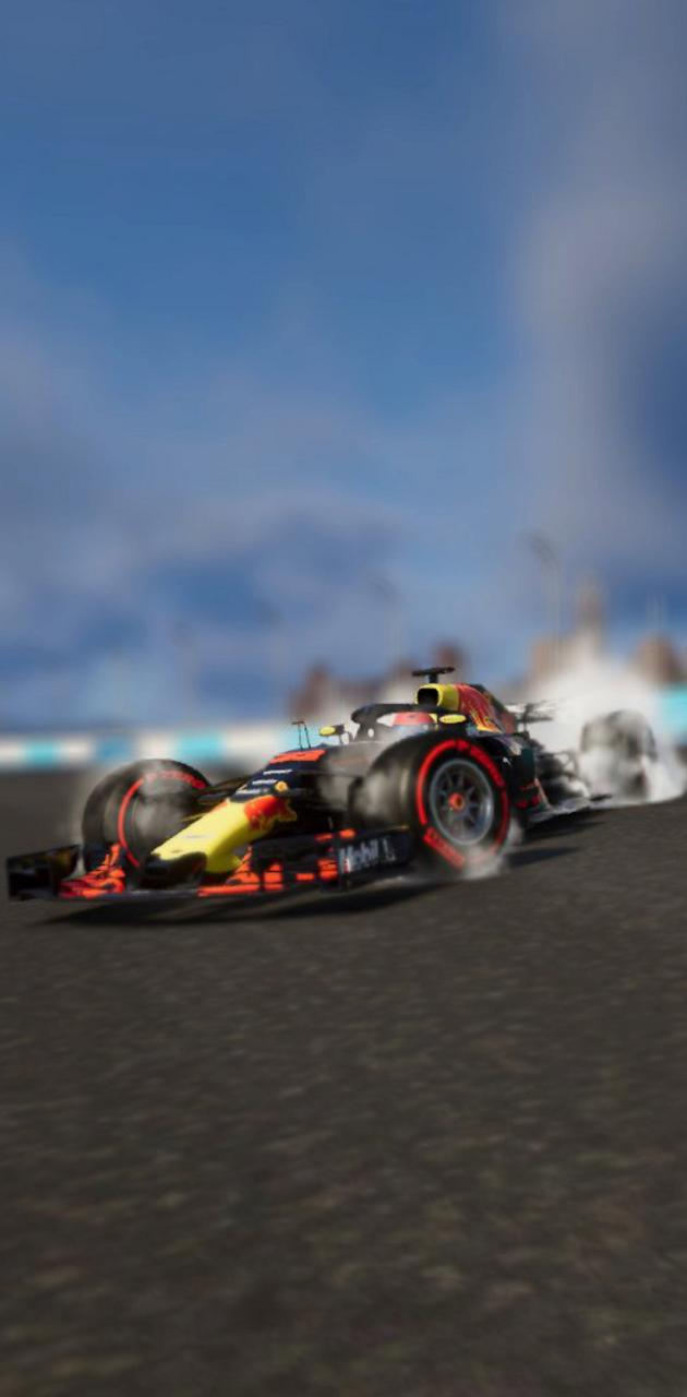 Crew 2 Red Bull F1