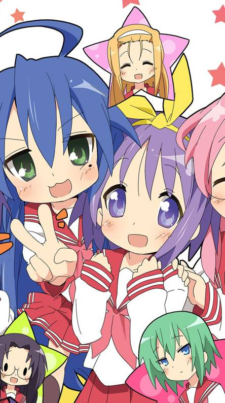 Lucky Star Character