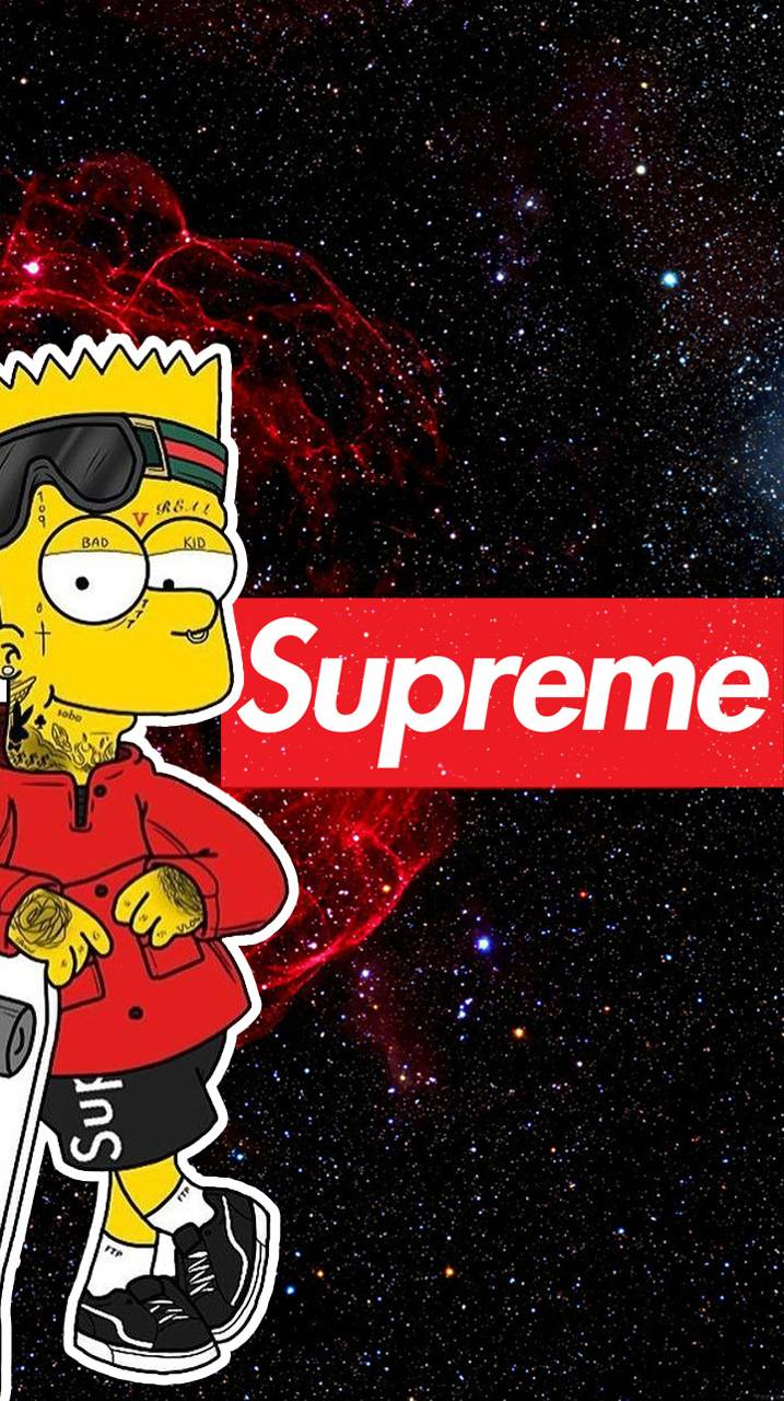 Bart Supreme Wallpaper By Bryaannt Be Free On Zedge