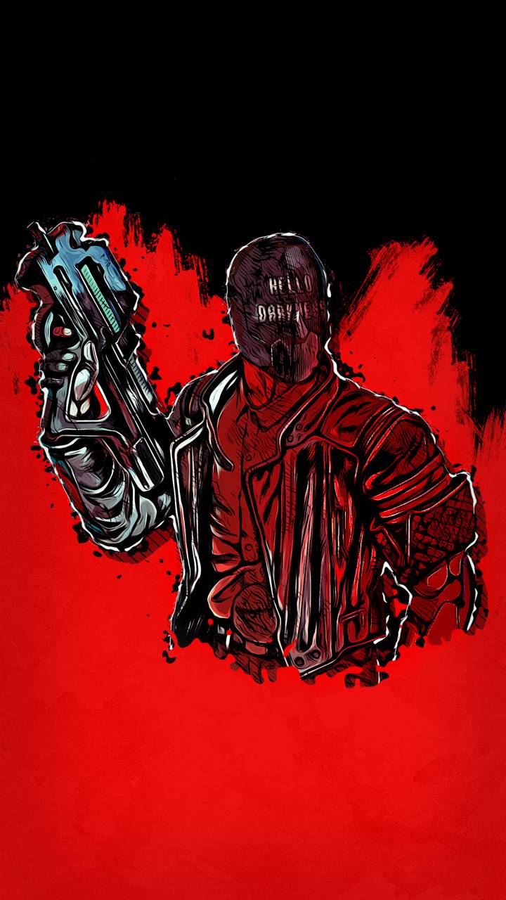 Ruiner Game Wallpaper By Trax1m 2d Free On Zedge