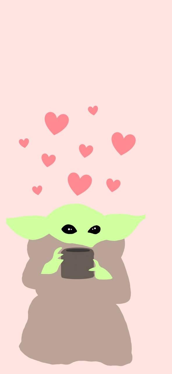 Cute Baby Yoda Wallpaper By Ixbabyy0daxi 81 Free On Zedge