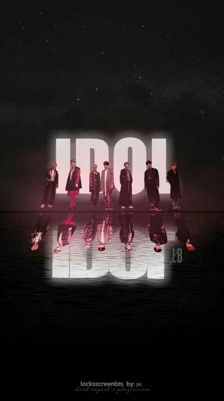 BTS IDOL night